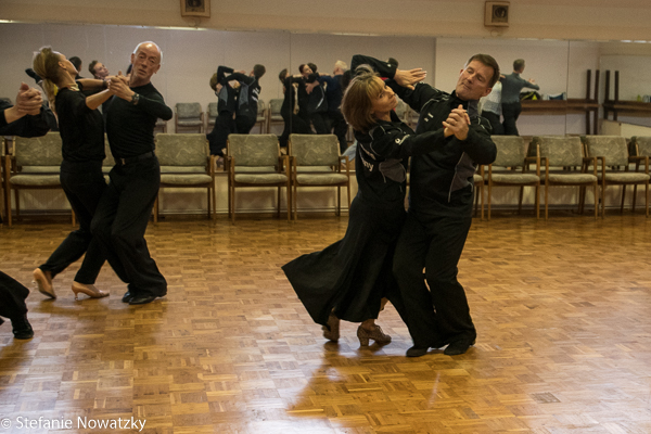 Tanzen bis zur Virtuosität