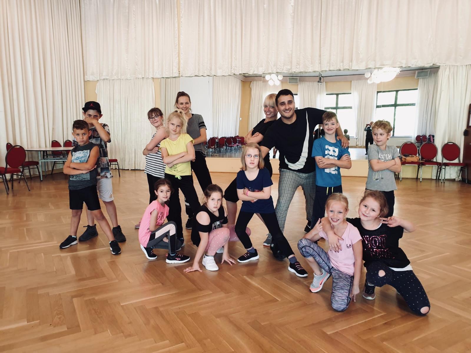 Hip Hop Workshop mit Vizeweltmeister Feriz Sula