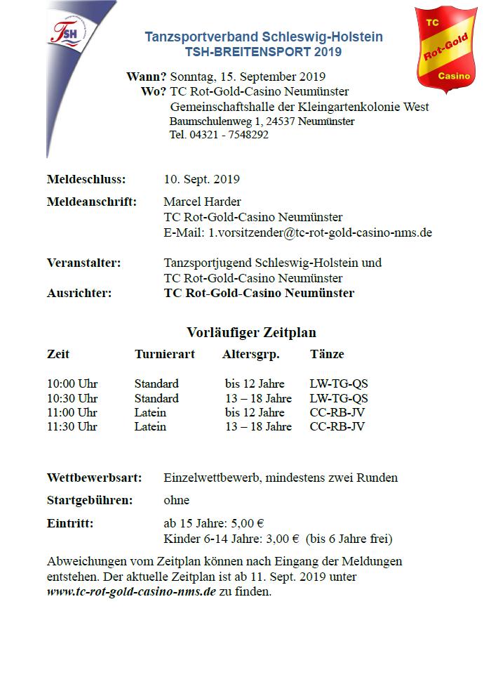 BSW am 15.09.2019 in Neumünster