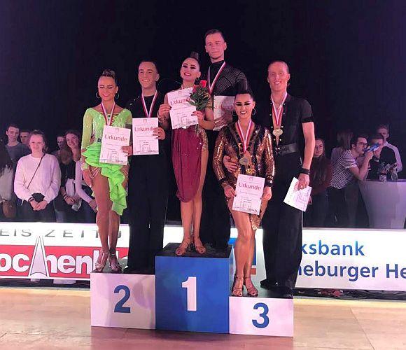 Erste Hamburger Meister 2020 der Hauptgruppe